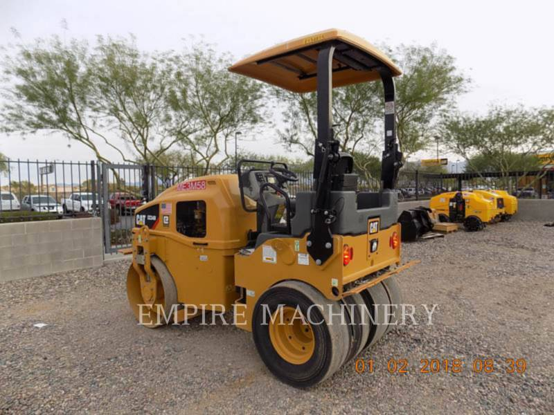 CATERPILLAR RODILLOS COMBINADOS CC34B equipment  photo 3