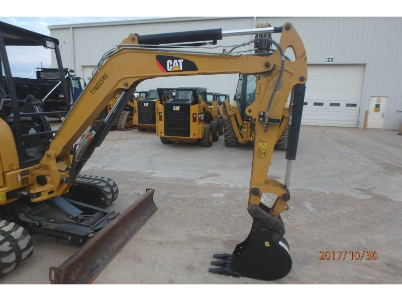 Caterpillar EXCAVATOARE PE ŞENILE 304ECR equipment  photo 10