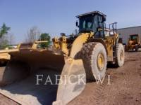 Equipment photo CATERPILLAR 980K4 WHEEL LOADERS/INTEGRATED TOOLCARRIERS 1