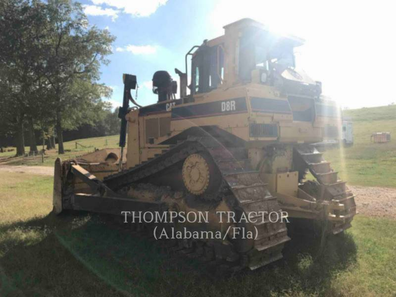 CATERPILLAR TRACK TYPE TRACTORS D8RII equipment  photo 2