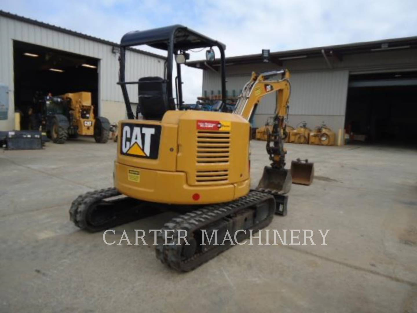 2016 CATERPILLAR 303.5E2CR