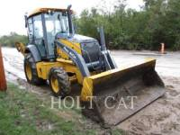 DEERE & CO. BAGGERLADER 410K equipment  photo 2