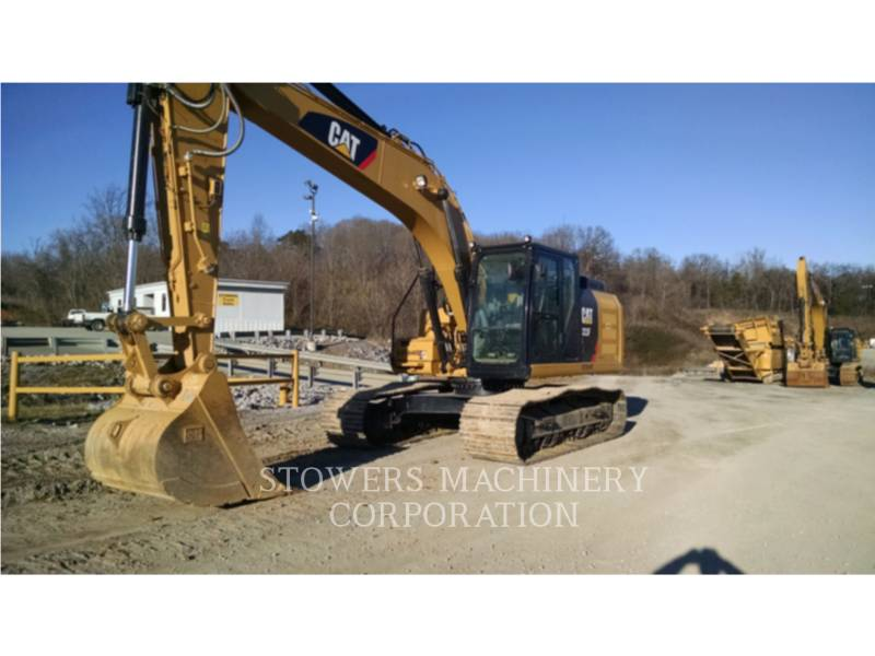 CATERPILLAR PELLES SUR CHAINES 323FHT CGC equipment  photo 2