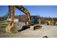 CATERPILLAR KETTEN-HYDRAULIKBAGGER 323FHT CGC equipment  photo 2