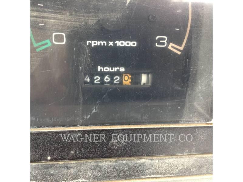 CASE BACKHOE LOADERS 580SL equipment  photo 6