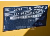 CATERPILLAR DELTALADER 247B3LRC equipment  photo 16