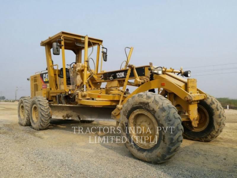 CATERPILLAR 鉱業用モータ・グレーダ 120K2 equipment  photo 1