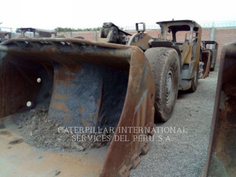 CATERPILLAR UNDERGROUND MINING LOADER R 1600 H equipment  photo 1