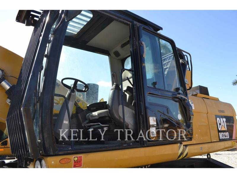 CATERPILLAR RECYCLING  (Forest Products) M322D equipment  photo 6
