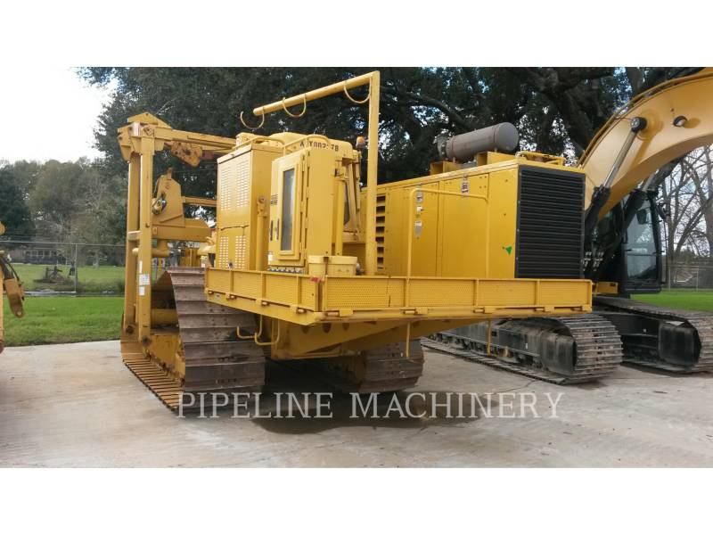 CATERPILLAR CIĄGNIKI GĄSIENICOWE D6NLGP PPLR equipment  photo 4