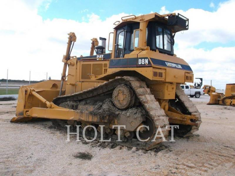 CATERPILLAR KETTENDOZER D8N equipment  photo 3
