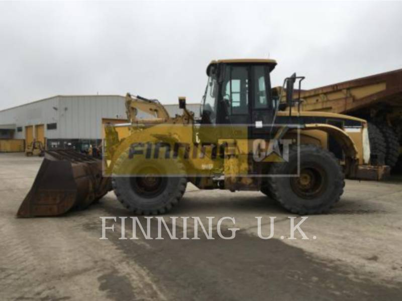 CATERPILLAR WHEEL LOADERS/INTEGRATED TOOLCARRIERS 950G equipment  photo 9