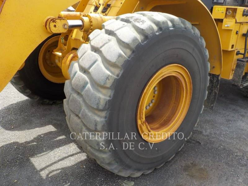 CATERPILLAR WHEEL LOADERS/INTEGRATED TOOLCARRIERS 950H equipment  photo 19