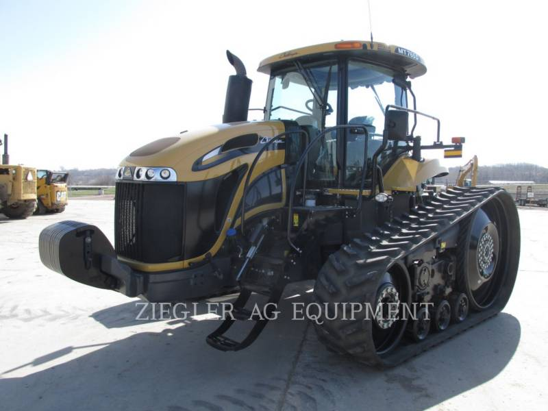 AGCO-CHALLENGER LANDWIRTSCHAFTSTRAKTOREN MT765D equipment  photo 1