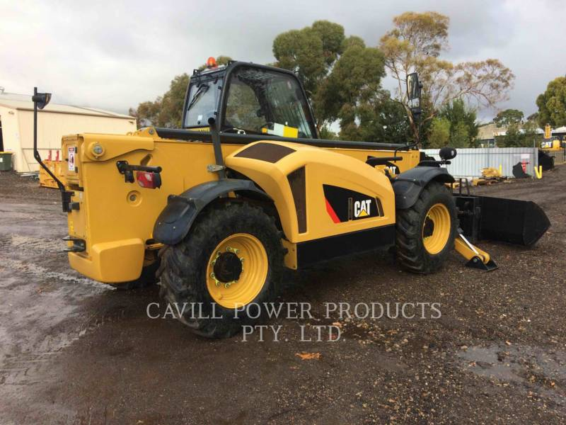 CATERPILLAR TELEHANDLER TH414CGC equipment  photo 5