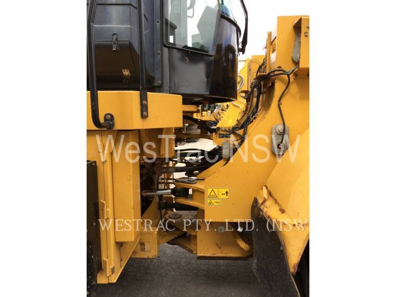 CATERPILLAR PALE GOMMATE/PALE GOMMATE MULTIUSO 966K equipment  photo 8