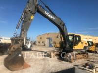 Equipment photo VOLVO CONST. EQUIP. NA, INC. EC250DL PELLES SUR CHAINES 1