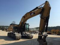 CATERPILLAR トラック油圧ショベル 349E H equipment  photo 1