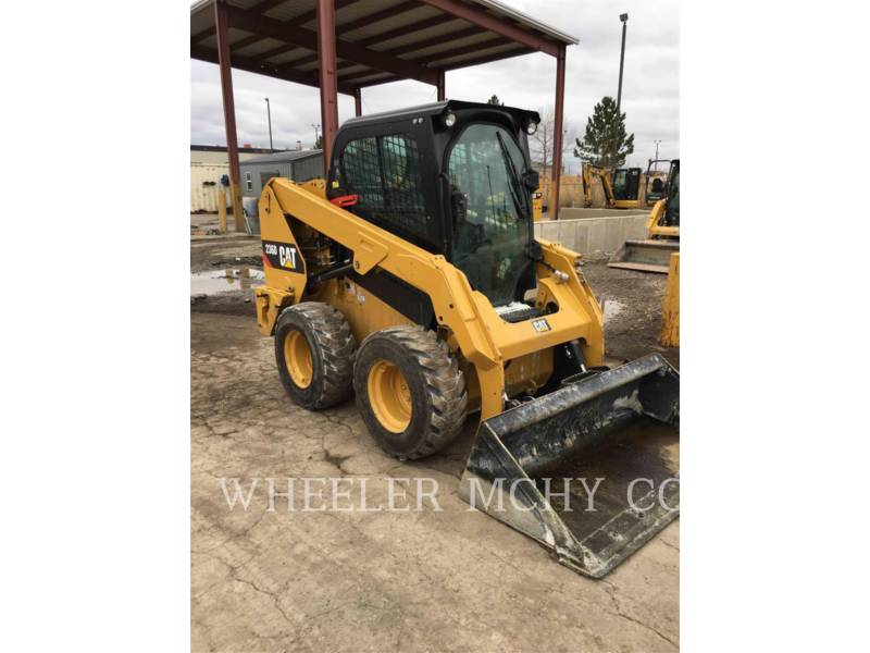 CATERPILLAR SKID STEER LOADERS 236D C3-H2 equipment  photo 5