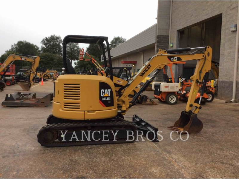 CATERPILLAR EXCAVADORAS DE CADENAS 303.5E2 equipment  photo 9