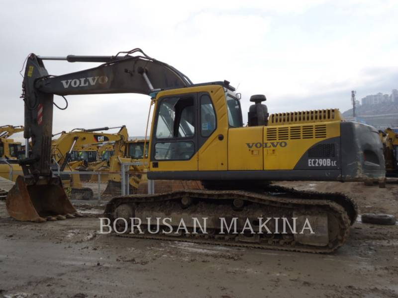 VOLVO PELLE MINIERE EN BUTTE EC290 equipment  photo 4