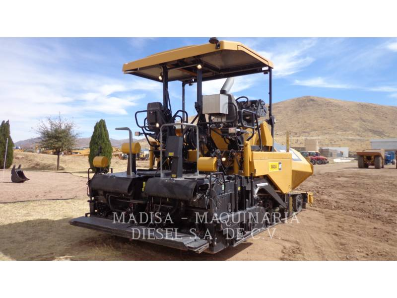 CATERPILLAR PAVIMENTADORES DE ASFALTO AP-655D equipment  photo 3