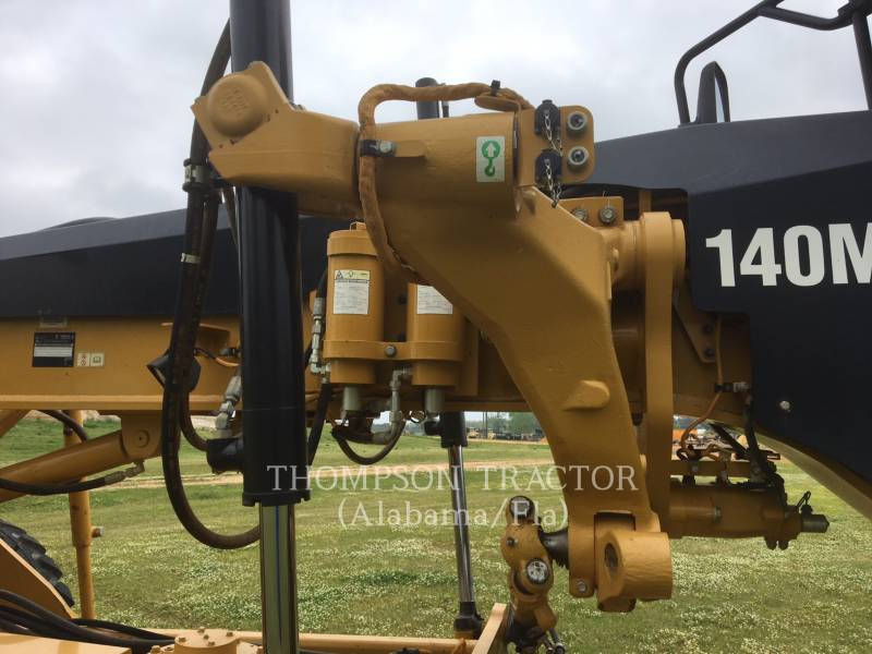 CATERPILLAR NIVELEUSES 140M2 equipment  photo 15