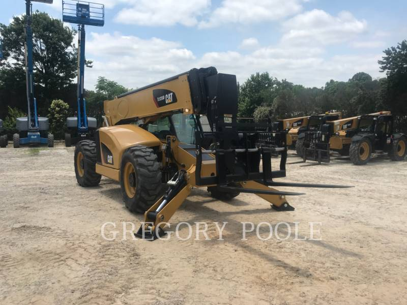 CATERPILLAR TELEHANDLER TL1255D equipment  photo 5