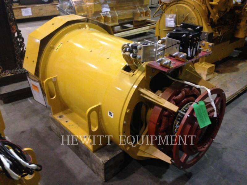 CATERPILLAR COMPONENTES DE SISTEMAS 1500KW 480 VOLTS 60HZ SR5 equipment  photo 2