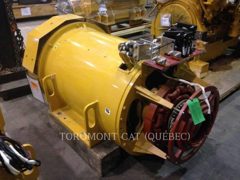 CATERPILLAR КОМПОНЕНТЫ СИСТЕМ 1500KW, 480 VOLTS, 60HZ, SR5 equipment  photo 2