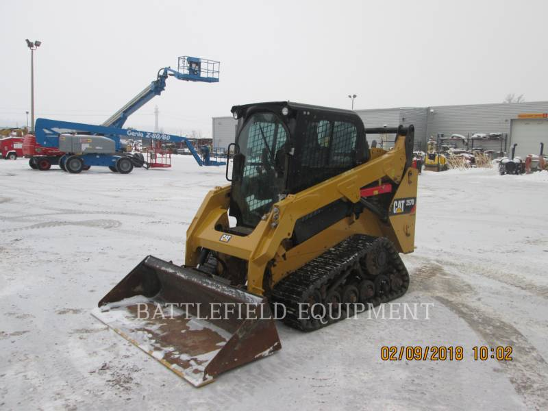 CATERPILLAR MULTI TERRAIN LOADERS 257DLRC equipment  photo 1