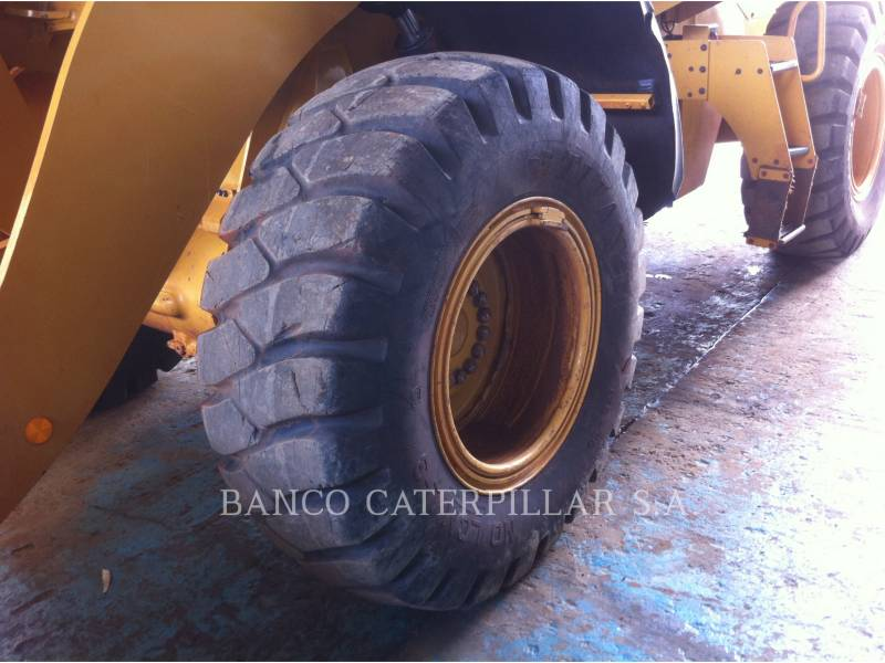 CATERPILLAR CARGADORES DE RUEDAS 924K equipment  photo 14