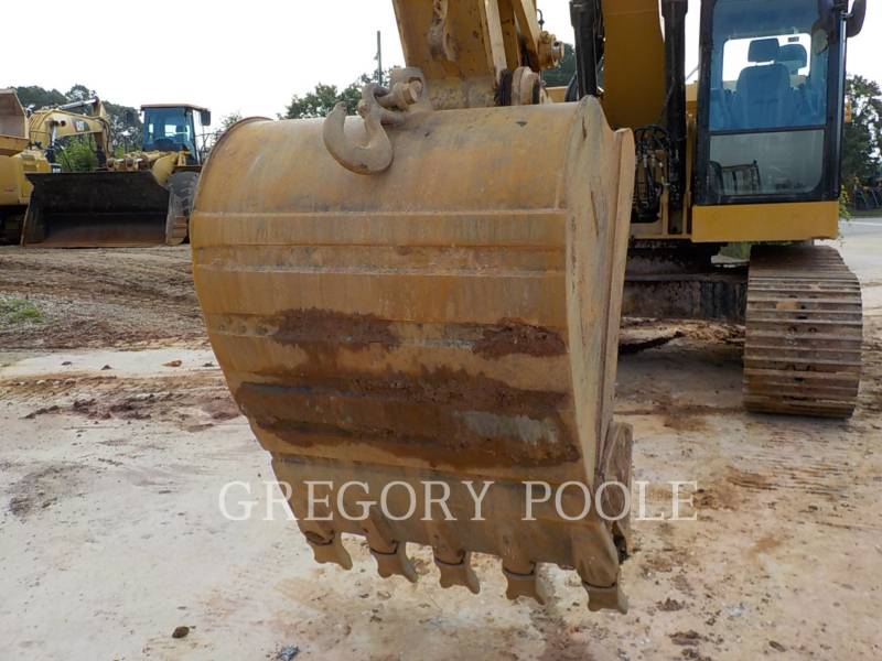 CATERPILLAR TRACK EXCAVATORS 328D LCR equipment  photo 21