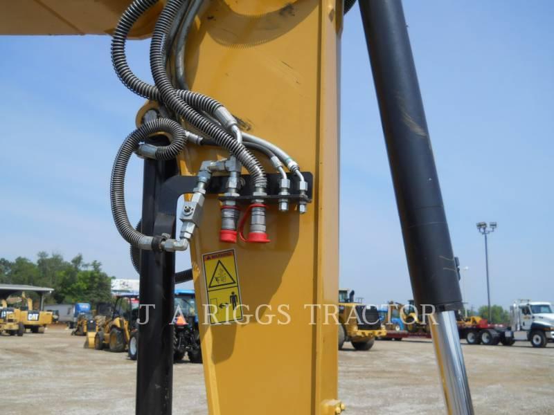 CATERPILLAR TRACK EXCAVATORS 307E equipment  photo 20