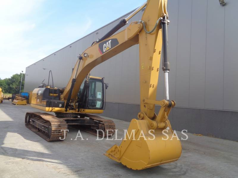 CATERPILLAR ESCAVADEIRAS 323D2L equipment  photo 3
