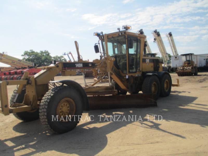 CATERPILLAR MOTOR GRADERS 140 H equipment  photo 4