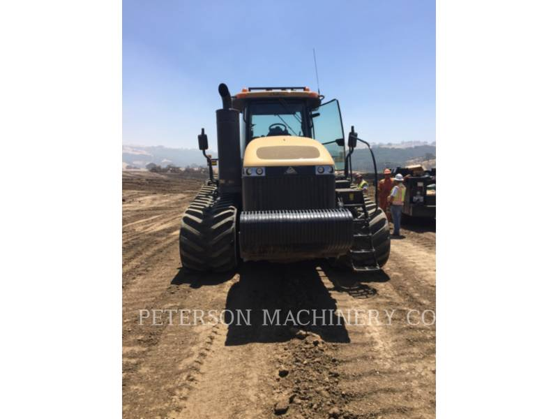 AGCO 農業用トラクタ MT845E equipment  photo 4