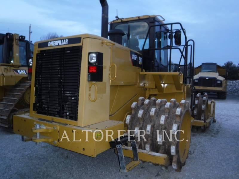 CATERPILLAR TRACTEURS SUR PNEUS 815F2 equipment  photo 6