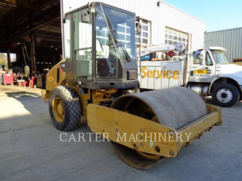 CATERPILLAR COMPACTADORES CS44 AC equipment  photo 3