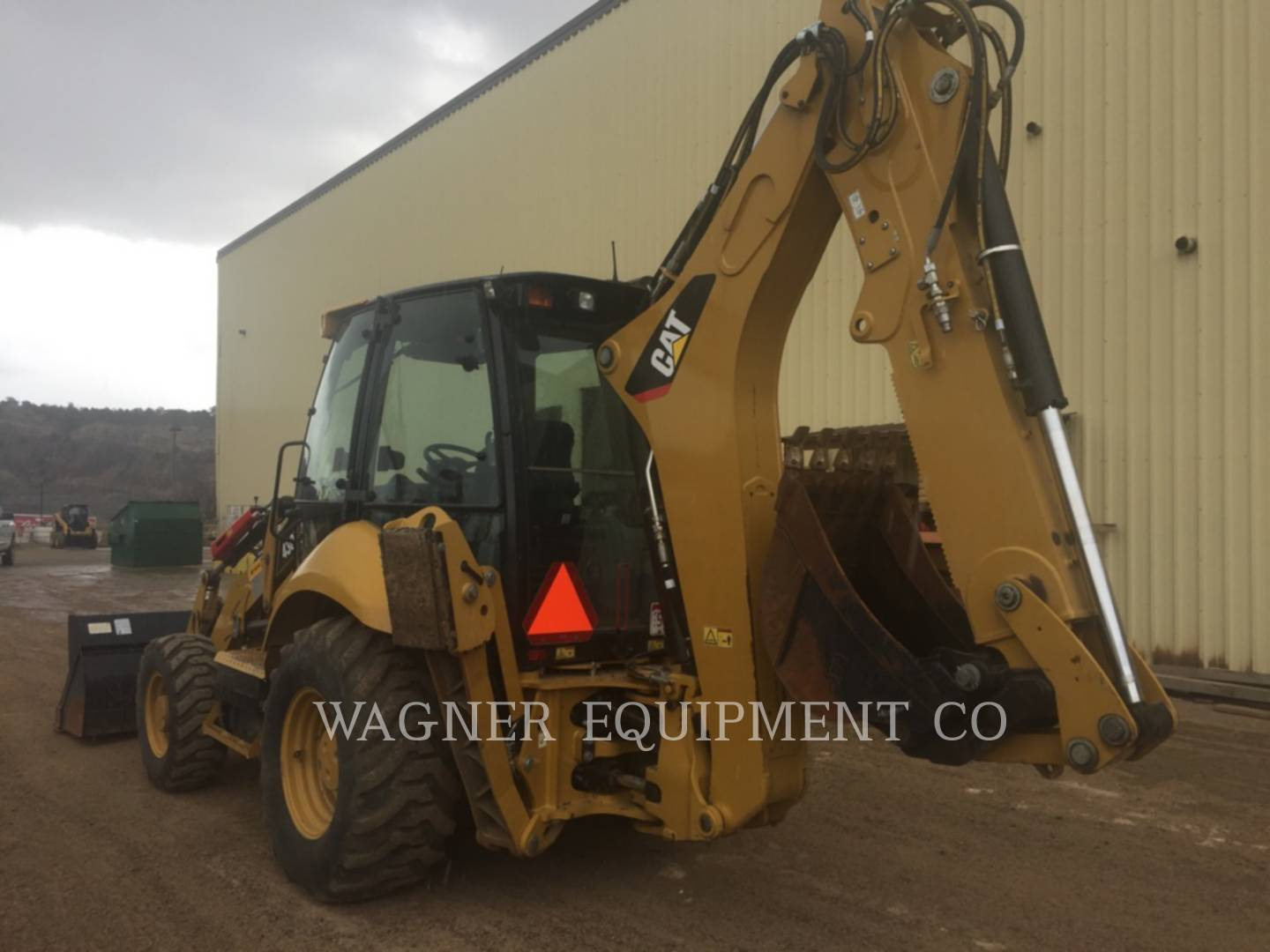 Detail photo of 2014 Caterpillar 430F from Construction Equipment Guide