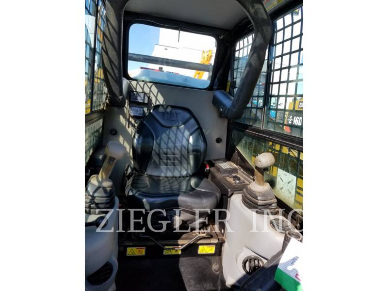 CATERPILLAR CARGADORES MULTITERRENO 257B3HF equipment  photo 4