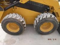 CATERPILLAR MINICARGADORAS 242D equipment  photo 9