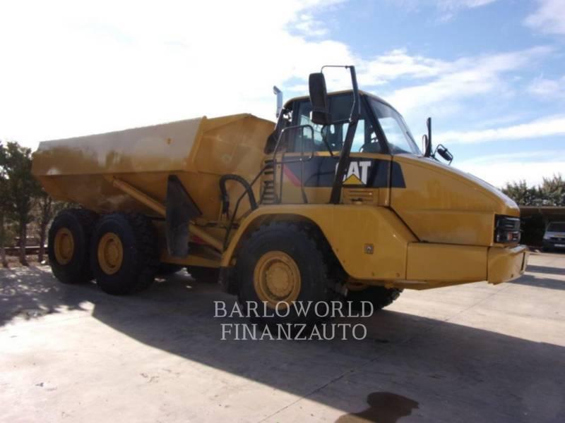 CATERPILLAR CAMINHÕES ARTICULADOS 730 equipment  photo 1