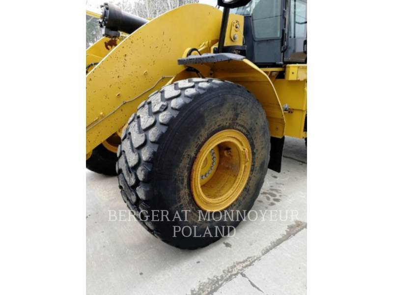 CATERPILLAR CHARGEUR INDUSTRIEL 962K equipment  photo 9