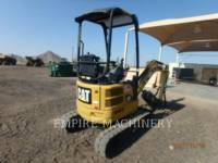 CATERPILLAR TRACK EXCAVATORS 301.7DCR equipment  photo 2