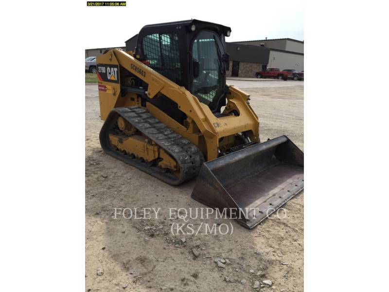 CATERPILLAR MINICARREGADEIRAS 279DSTD2CA equipment  photo 2