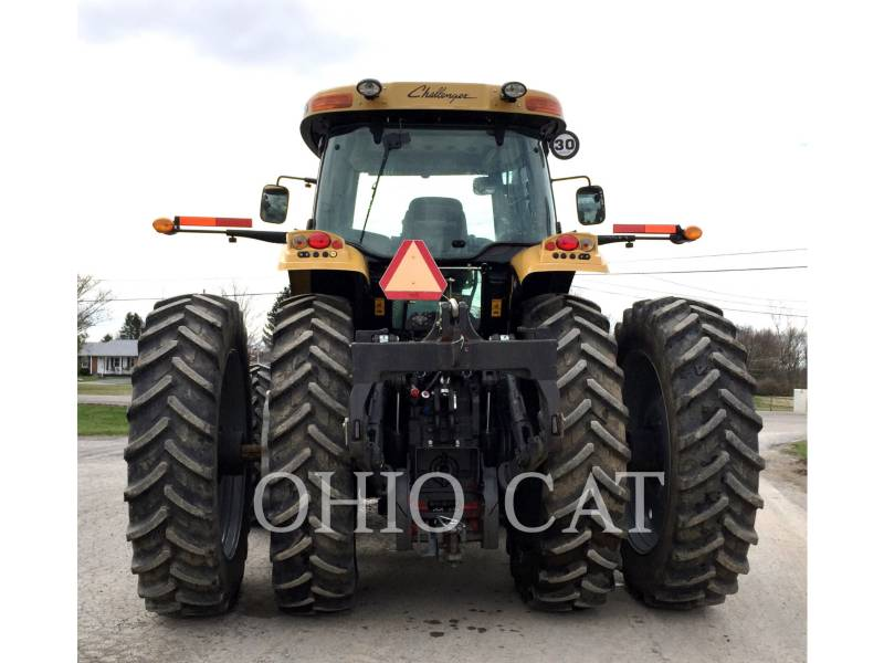 AGCO-CHALLENGER CIĄGNIKI ROLNICZE MT665D equipment  photo 1