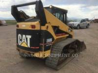 CATERPILLAR KOMPAKTLADER 268B VTS equipment  photo 3