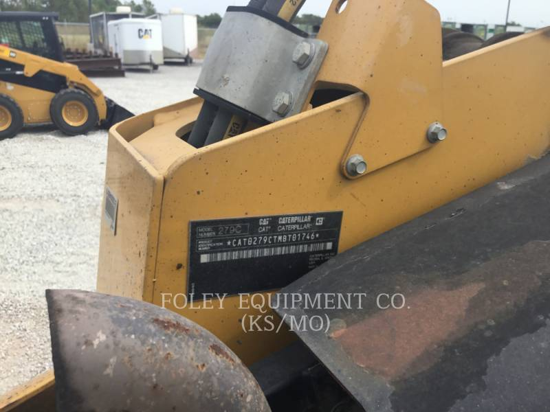 CATERPILLAR CHARGEURS COMPACTS RIGIDES 279CSTD1C equipment  photo 6