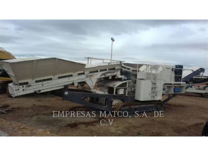 METSO CRUSHERS LT200 equipment  photo 2